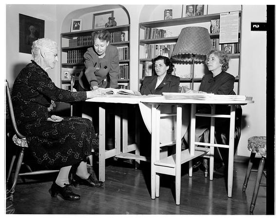 Voting, 1951