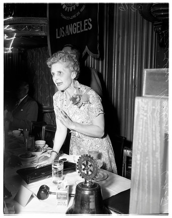 Luncheon, 1951