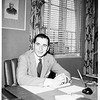 New Brazil consul, 1951