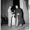 Vets graduation, 1951