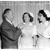 Nurse graduation, 1951