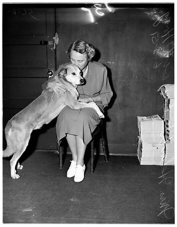 Ciro's holdup, 1951