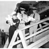 "Tanker returns from Korea (""Ashtabula""), 1951"