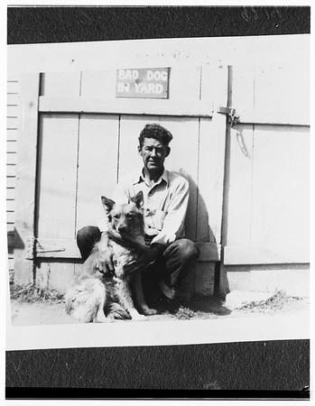 Betty Jean Hansen (copy negatives), 1951