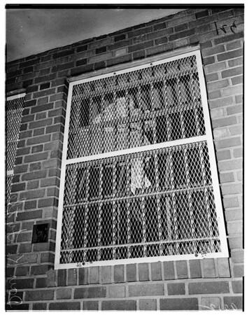 Prisoner escape attempt fails, 1951