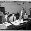 Lavery slander suit, 1951