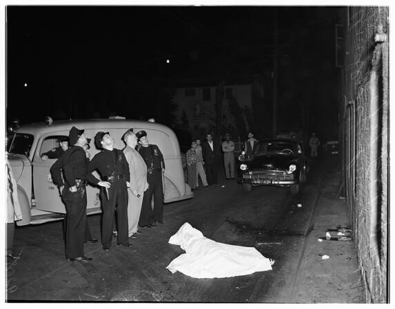 Leaper... 511 East 6th Street, 1951
