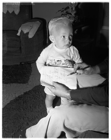 Baby revived (Arcadia), 1951