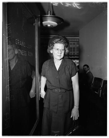 Grand jury, 1951