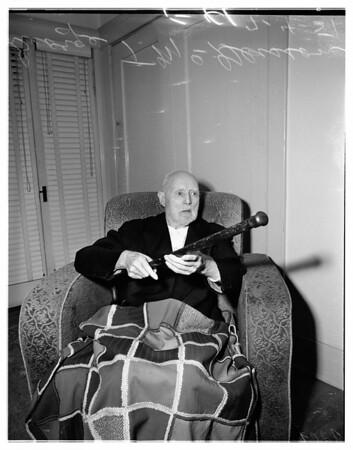 104th birthday, 1951