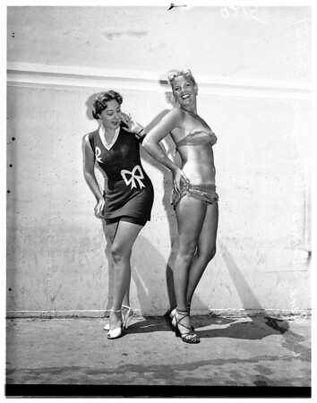 20th Annual Beauty Contest, 1951