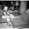 Furniture show, 1951