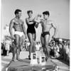 Mr. Muscle Beach, 1951