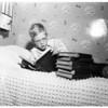Ill boy, 1951