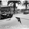 Leaves Fort MacArthur on last official visit, 1951