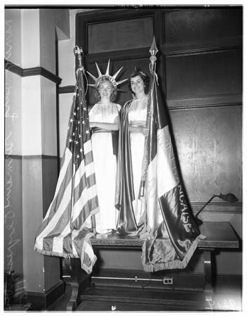 Bastille Day, 1951