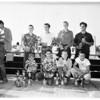 Model plane contest, Burbank, 1951