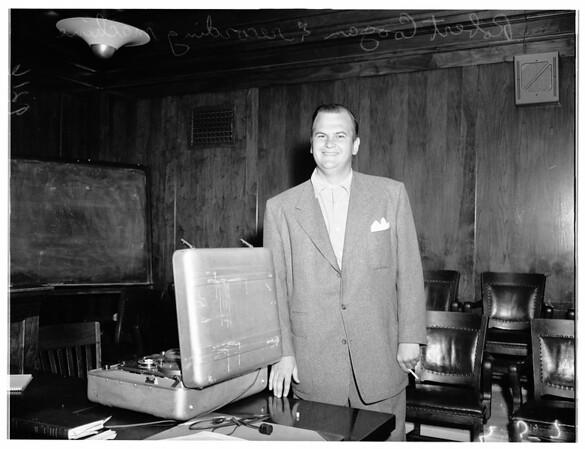 Resorting, 1951