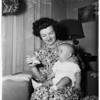GI baby, 1951