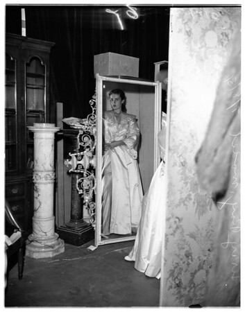 Hedy Lamarr Auction, 1951
