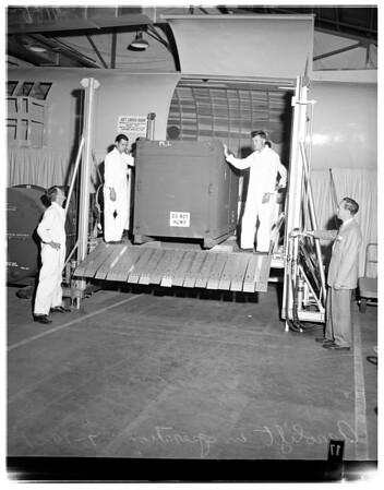 Lockheed Aerolift, 1951