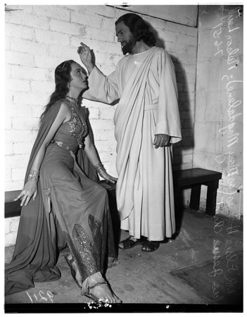 Pilgrimage play, 1951