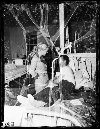 Frances Langford 10th anniversary, 1951