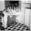 Press Club opening, 1951