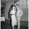 Dancing instructors, 1951