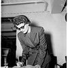 Brenda Allen released on probation, 1951