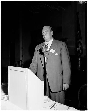 Stockholder Relation Institution, 1951.