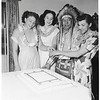 Chief Hailstorms Fiftieth Anniversary in show business, 1951