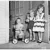 Triplets, 1951