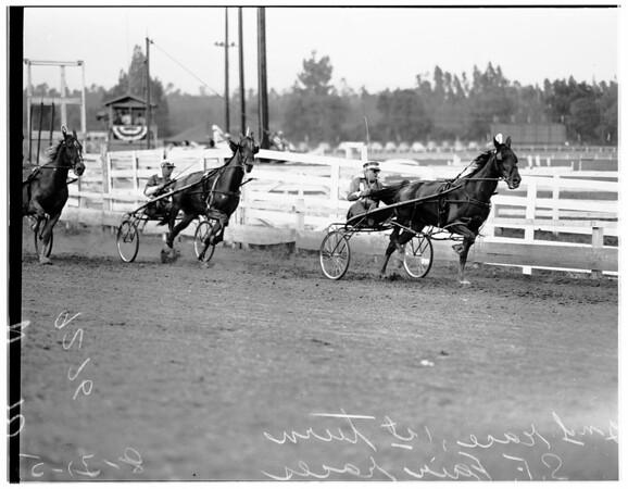 San Fernando fair races, 1951