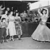 Syrian-Lebanon American Society's Fiesta (Croatian Center), 1951