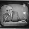 """Japanese peace treaty """"TV"""" negatives...San Francisco, 1951"""