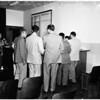Fraternity House raid, 1951