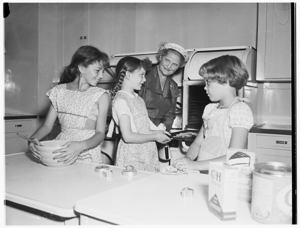 Society...Assistance League, 1951.