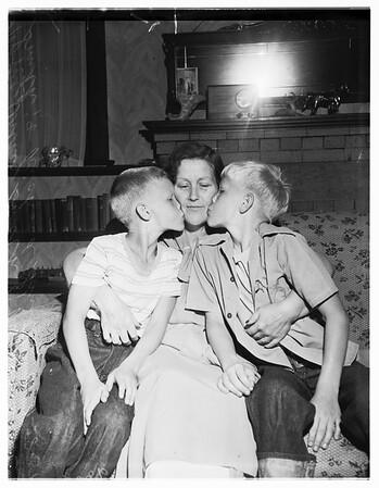 Kids found, 1951