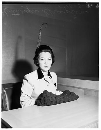 Kathryn Grayson divorce, 1951.