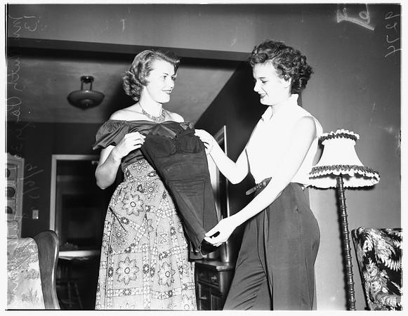 """Mrs. Southern California"", 1951"
