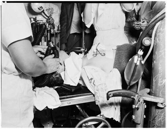 Dead to Life...El Monte Medical Center, 1951