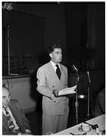 Los Angeles Health, 1951