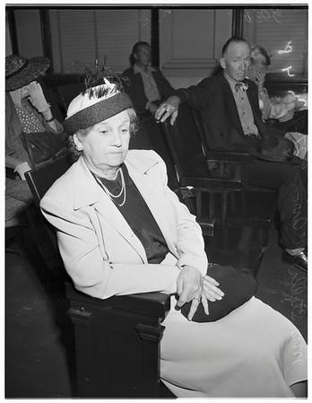 Ashley Case, 1951