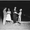 B. B. Robinson party, 1951