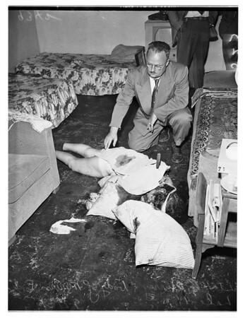Miriam Lake murder (Hermosa Beach), 1951