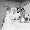 Pendleton wedding, 1951