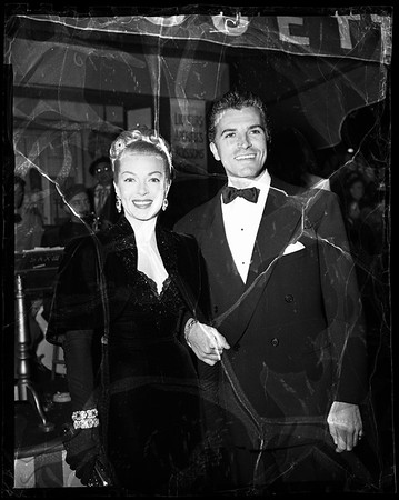 "Invitational Premiere of ""An American in Paris""...Egyptian Theatre, 1951"