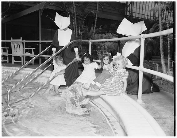 Society -- Los Angeles Orphans Home, 1951