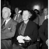 Grand Theft preliminary hearing, 1951.